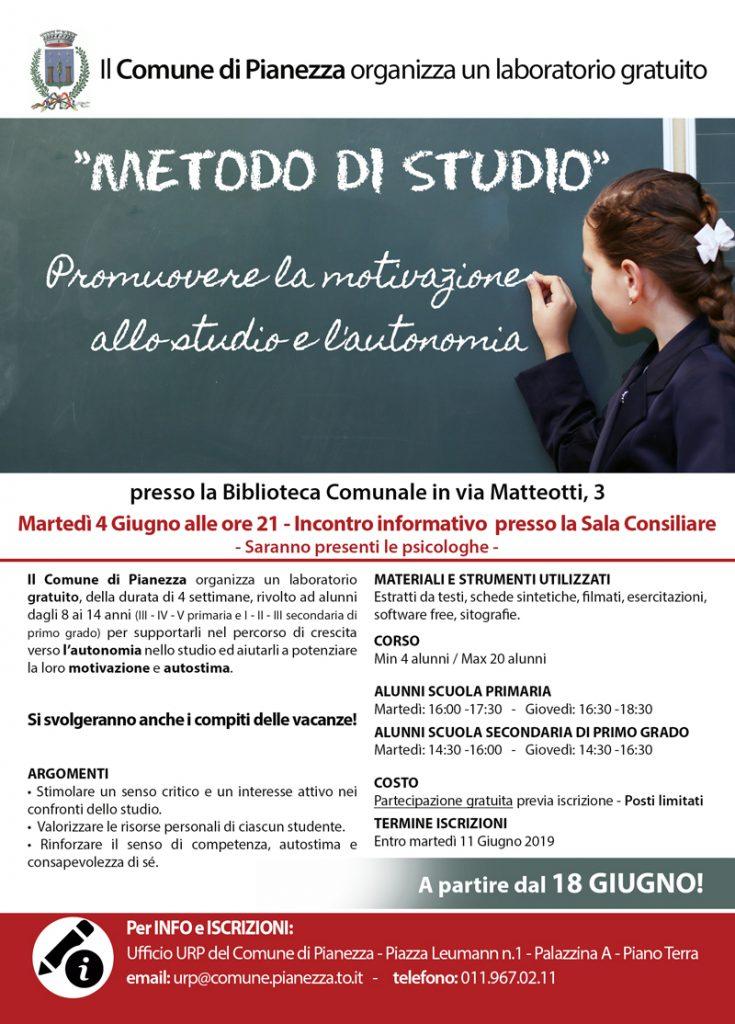 - Volantino Metodo Studio 2019 -